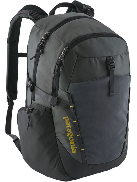 Patagonia Paxat Backpack 32L Forge Grey w/textile Green